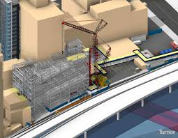Site Safety Plans New York City Department Of Buildings Approves 3d Bim Site Safety