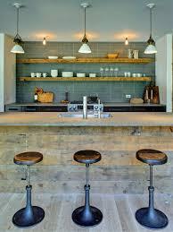 kitchen island vintage leather architect stools: tags original bates masi architects reclaimed wood kitchen islandjpgre