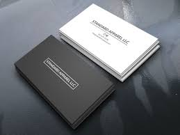 Cool Design Cards Simple Business_card Business Card Design Business Card