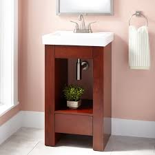 20 Vanity Cabinet 20 Rodgers Vanity Light Cherry Bathroom