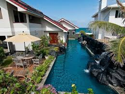 Pool 60 Hawaii Absolutely Licensed Lap Ft Chee W Oceanfront Waterfalls- -