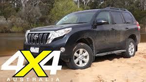 Toyota LandCruiser Prado GXL | Road test | 4X4 Australia - YouTube