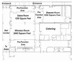 meeting rooms diagram