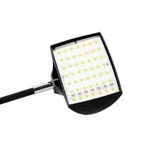 skandalights led8822 arm or stem light perfect for illuminating a trade show booth