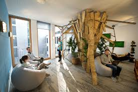 google office munich set. Google Office Munich. Engineers Working In The Munich (photo: Christian Rudnik Set