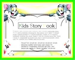 Book Report Poster Template Book Animation Template