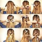 Прически для волос средней длины для детей
