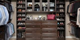 walk in closet systems. Custom Walk In Closet With Chocolate Pear Finish Systems