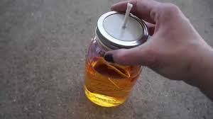 Citronella Oil Lamp