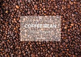 coffee beans background.  Coffee Coffee Bean Background Texture On Beans A