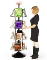 Revolving Display Stands Revolving Magazine Racks Rotating Literature Stands Wood Metal 41