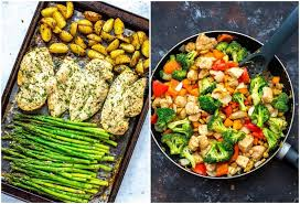 the best meal prep and t plan for
