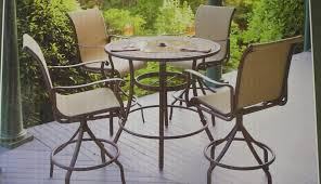 round gloss coast gold garden high bar kitchen hire rattan outdoor chairs stools and table amusing