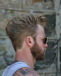 Hairstyles For Men Messy Undercut Hair Textured Natural Black Long