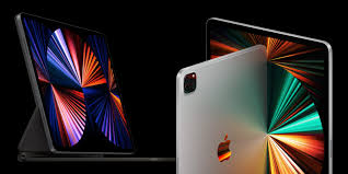 new wallpapers for the 2021 iPad Pro ...