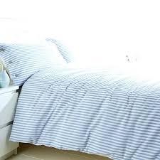 blue and white stripe double duvet cover navy and white striped duvet cover uk sweetgalasblue stripe