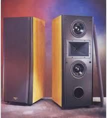 klipsch floor speakers. klipsch epic cf-1 floor standing speakers photo