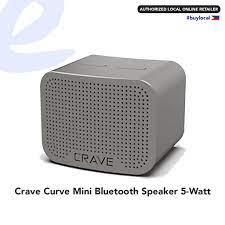 Crave Curve Mini Bluetooth Speaker 5-Watt