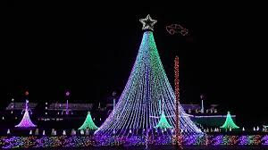 Upstate Holiday Light Show 2019 At Greenville Pickens