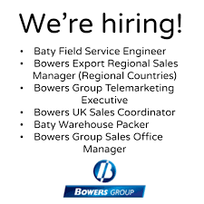 bowers group linkedin bowers export regional s manager regional countries bowers group telemarketing executive bowers uk s coordinator baty warehouse packer bowers