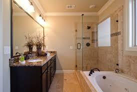 Bathroom Remodeling In Reston VA - Remodeled master bathrooms