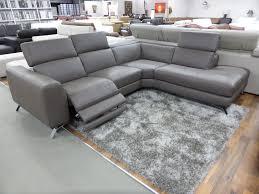 modern furniture brand. Modern Style Natuzzi Leather Recliner Sofa Baker Furniture Brand D