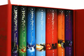 harry potter children s hardcover 7 volume boxed set the complete collection set of 7 volumes book at low s in india harry potter