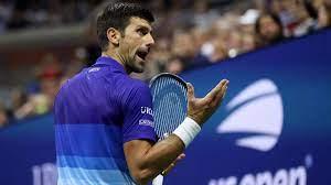 Novak Djokovic defeats Jenson Brooksby ...