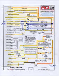 performance electronics factory wiring diagrams junk yard zetec gm factory wiring diagrams one of the reasons this project was so daunting was the complexity of the wiring diagrams the cars i'd worked on in the 80's only had about 11 or 12 wires