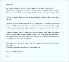 Sample Love Letters To Husband Awesome Love Letter For Husband