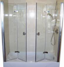 full size of folding glass shower doors plastic bathroom tub enclosures erfly door concertina in fold