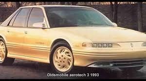 762. Oldsmobile aerotech 3 1993 (Prototype Car) - YouTube