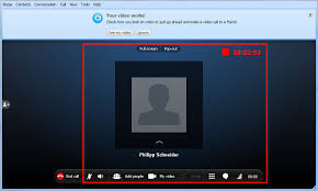 How To Record A Skype Video Call Athtek Skype Recorder V5 9 Has Been Released Athtek Blog