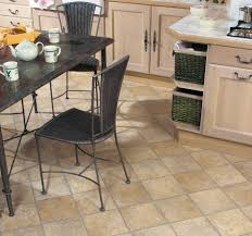 Kitchen Sheet Vinyl Flooring Flexitec Wondertile Shown In Sahara 933 Ivc Flexitec Sheet Vinyl