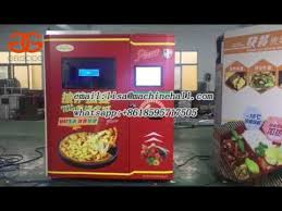 Automatic Pizza Maker Vending Machine Cool Pizza Vending Machine ItalyAutomatic Pizza Vending Equipment YouTube
