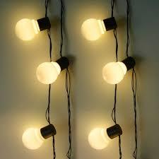 solar patio string lights. Plain Lights Solar Lights For Garden Outdoor Lighting Fence Backyard Patio String  10 20 LED Globe Festoon Inside N