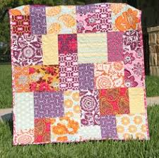 Happy Quilting: Fat Quarter Fizz!! Free pattern at the http://www ... & Big Block Quilt Pattern, Big and Tall, Fat Quarter Friendly Throw Baby Lap  Quilt Size Fast Easy Simple Modern Kristin Blandford Designs Adamdwight.com