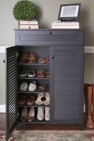 Best Entryway Shoe Storage Ideas Organizer Cabinets That Are Both  Functional Stylish For Shoes Entryway Medium ...