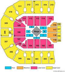 Jpj Seating Chart John Paul Jones Arena Tickets And John Paul Jones Arena