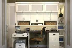 custom home office desks. Custom Built Home Office Desks Small Efficient Workstation Desk Ideas