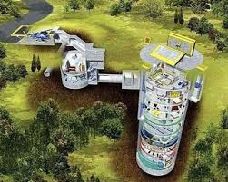Luxury Survival Condo Lets the Wealthy Escape From a Nuclear    No Need To Panic   But Survival Condo    s Ap