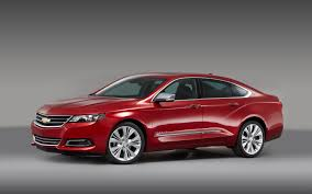 Chevrolet Impala – pictures, information and specs - Auto-Database.com