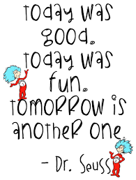 Bloggerific!: Happy Birthday Dr. Seuss! via Relatably.com