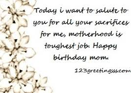 Beautiful Quotes For Mom On Her Birthday Best Of Happy Birthday Wishes Messages For Best Mom