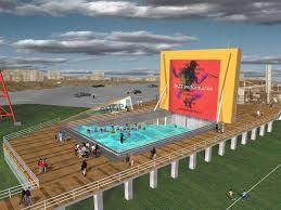 What is a pavilion Swoosh Pavilion Parachute Pavilion Parachute Pavilion Parachute Pavilion City Of Manassas Parachute Pavilion Coney Island Building Earchitect