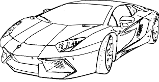 Small Picture Great Lamborghini Coloring Page 92 On Picture Coloring Page with
