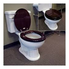 Design Trends Toilet Seats Dark Walnut Toilet Seat Dark Oak Wood Toilet Seats Dark