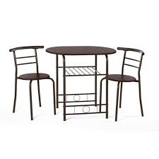 compact dining furniture. compact dining set mocha brown furniture