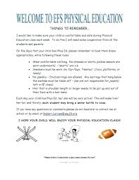 Teacher Welcome Letter Template Download Our Sample Of E To