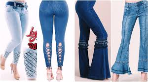New Jeans Design For Girl 2019 50 Stylish Jeans Pants And Jeans Bell Bottom Pants Design 2019 For Girls